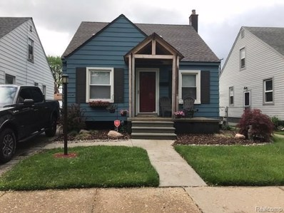 15613 Meyer Avenue, Allen Park, MI 48101 - MLS#: 218052638