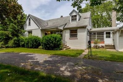 27950 Ann Arbor Trail, Westland, MI 48185 - MLS#: 218052776
