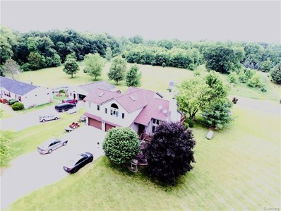 10496 Lovejoy Road, Argentine Twp, MI 48451 - MLS#: 218052841