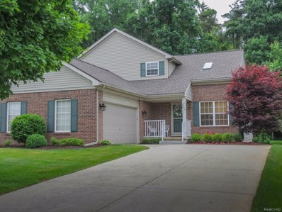 2703 Signature Circle, Hamburg TWP, MI 48169 - MLS#: 218052905