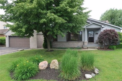 45431 Teal Court, Chesterfield Twp, MI 48047 - MLS#: 218052953