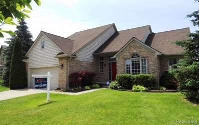 3360 Paddington Court, Rochester Hills, MI 48309 - MLS#: 218053014