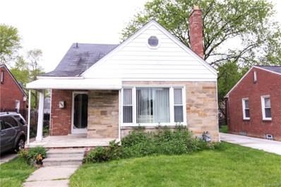 15843 Stout Street, Detroit, MI 48223 - MLS#: 218053037