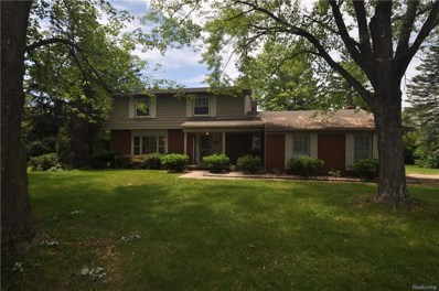 29511 Fox Grove Road, Farmington Hills, MI 48334 - MLS#: 218053041