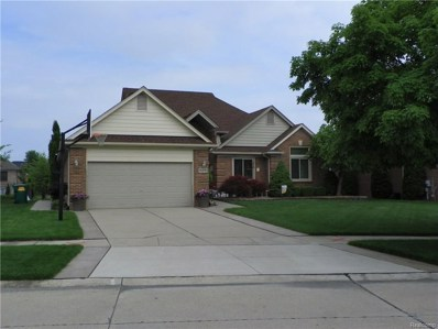 51376 Willow Springs Drive, Macomb Twp, MI 48042 - MLS#: 218053052