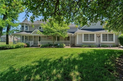 1555 Huron Springs Lane, Commerce Twp, MI 48382 - MLS#: 218053120