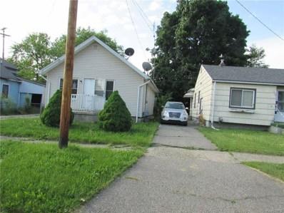 2109 Brown Street, Flint, MI 48503 - MLS#: 218053132