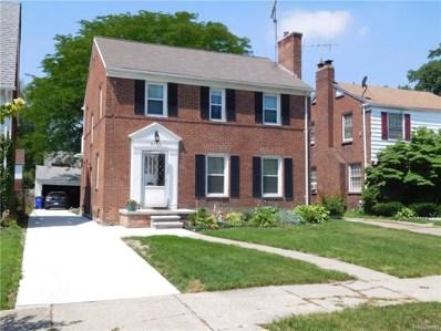 5737 Harvard Road, Detroit, MI 48224 - MLS#: 218053175