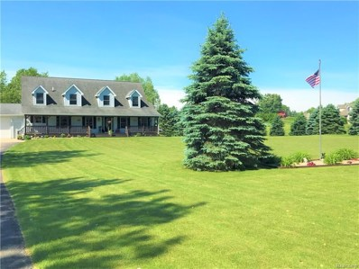 2668 Steel Court, Iosco Twp, MI 48843 - MLS#: 218053237