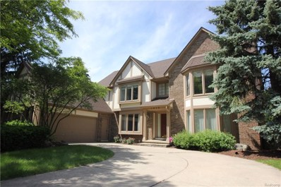 1932 Barnes Court, Troy, MI 48098 - MLS#: 218053433
