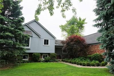 2797 Steamboat Springs Drive, Rochester Hills, MI 48309 - MLS#: 218053487