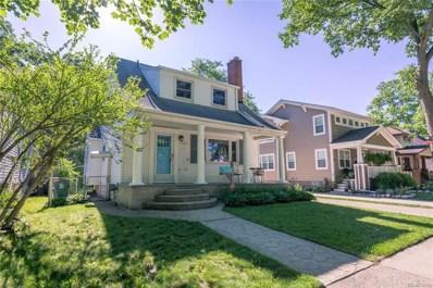 1207 Hoffman Avenue, Royal Oak, MI 48067 - MLS#: 218053559