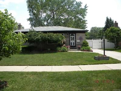 26028 Thomas Street, Warren, MI 48091 - MLS#: 218053564