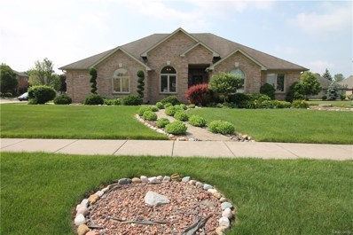 3262 Bywater Drive, Sterling Heights, MI 48314 - MLS#: 218053580