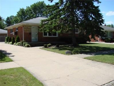 24169 Loretta Avenue, Warren, MI 48091 - MLS#: 218053584