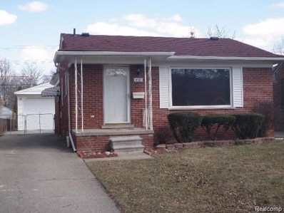 3737 Pardee Avenue, Dearborn, MI 48124 - MLS#: 218053597