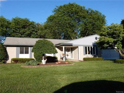 29840 Fox Grove Road, Farmington Hills, MI 48334 - MLS#: 218053674