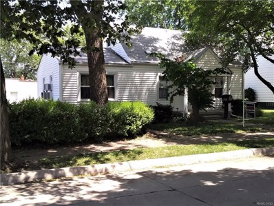 4151 Helen Avenue, Lincoln Park, MI 48146 - MLS#: 218053710