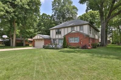 15596 Hidden Lane, Livonia, MI 48154 - MLS#: 218053865