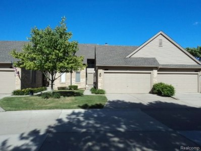 16709 Fieldstone Ridge, Macomb Twp, MI 48042 - MLS#: 218053911