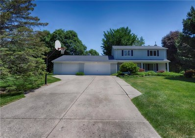 1490 Dyemeadow Lane, Flint Twp, MI 48532 - MLS#: 218053919