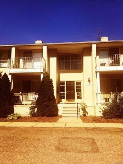 1955 Axtell Drive UNIT 1, Troy, MI 48084 - MLS#: 218053948