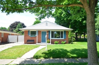 18663 Sunset Street, Livonia, MI 48152 - MLS#: 218054027