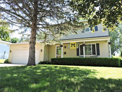1346 Morninglow Drive, Grand Blanc, MI 48439 - MLS#: 218054038