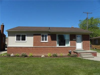 29219 Hughes Street, St. Clair Shores, MI 48081 - MLS#: 218054107