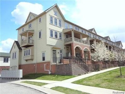 182 Amys Walk, Auburn Hills, MI 48326 - MLS#: 218054119