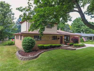 5049 Robert Street, Shelby Twp, MI 48316 - MLS#: 218054226