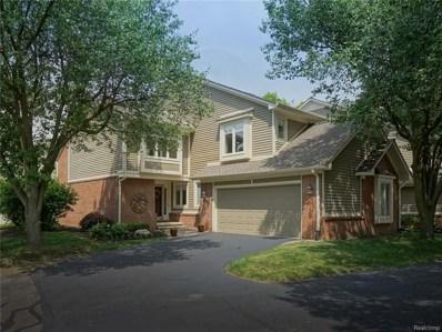 312 Buchner Hill Drive, Northville, MI 48167 - MLS#: 218054305