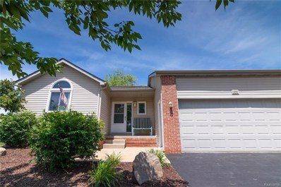 1250 Crystal Pointe Circle, Fenton Twp, MI 48430 - MLS#: 218054357