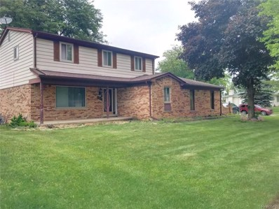 16143 Monticello Drive, Clinton Twp, MI 48038 - MLS#: 218054370