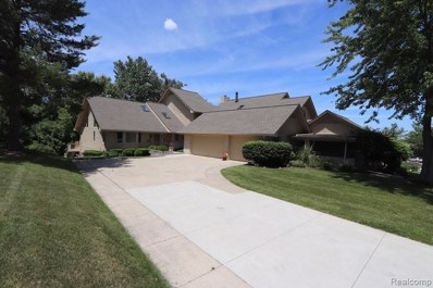 8066 Pepperwood Drive, Grand Blanc Twp, MI 48439 - MLS#: 218054397