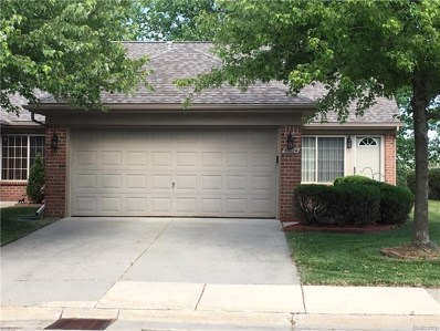 51114 Courtyard Drive, Chesterfield Twp, MI 48047 - MLS#: 218054407