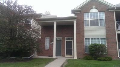 1893 Flagstone Circle, Rochester, MI 48307 - MLS#: 218054446