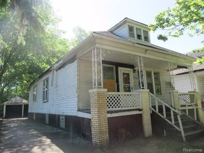 13468 Gable Street, Detroit, MI 48212 - MLS#: 218054456