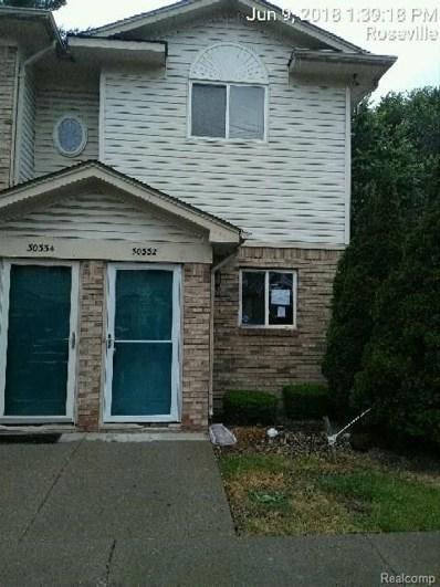 30332 Wedgewood Circle, Roseville, MI 48066 - MLS#: 218054459