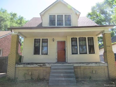 13768 Gable Street, Detroit, MI 48212 - MLS#: 218054462