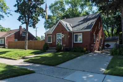 20840 Syracuse Avenue, Warren, MI 48091 - MLS#: 218054464