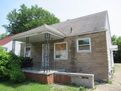 19718 Lamont Street, Detroit, MI 48234 - MLS#: 218054492