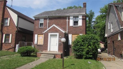 8349 Cloverlawn Street, Detroit, MI 48204 - MLS#: 218054508