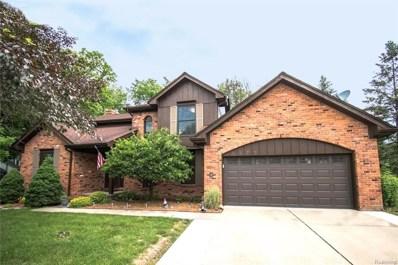 1172 Maple Leaf Drive, Rochester Hills, MI 48309 - MLS#: 218054527
