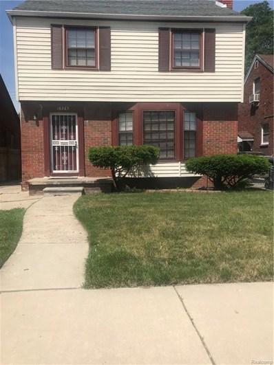 18265 Manor Street, Detroit, MI 48221 - MLS#: 218054575