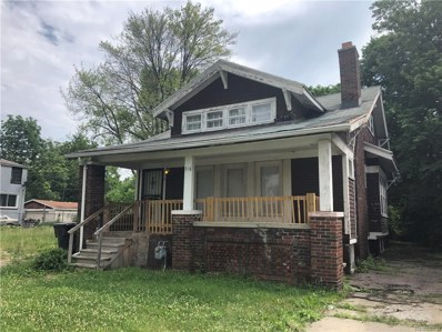 216 Marlborough Street, Detroit, MI 48215 - MLS#: 218054585