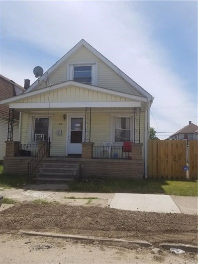 5627 Cabot Street, Detroit, MI 48210 - MLS#: 218054591