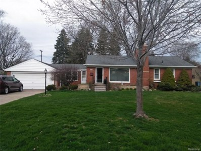 44823 Brockton Avenue, Sterling Heights, MI 48314 - MLS#: 218054608