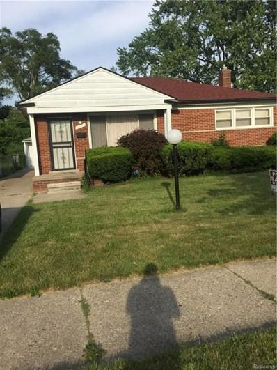 20270 Burt Road, Detroit, MI 48219 - MLS#: 218054614
