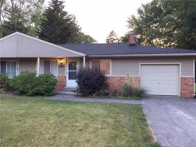 58125 Bryson, Washington Twp, MI 48094 - MLS#: 218054627